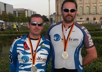 Wolfram Racing Team beim 43. BMW Berlin Marathon